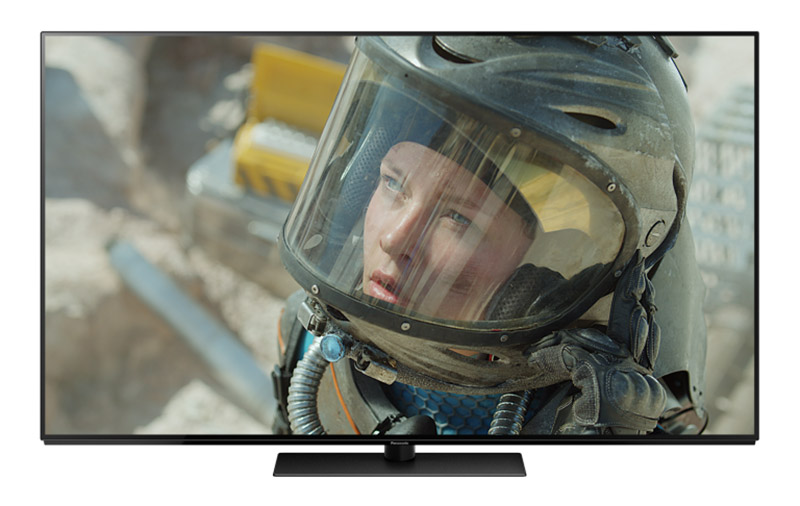 Panasonic FZ800 OLED TV.
