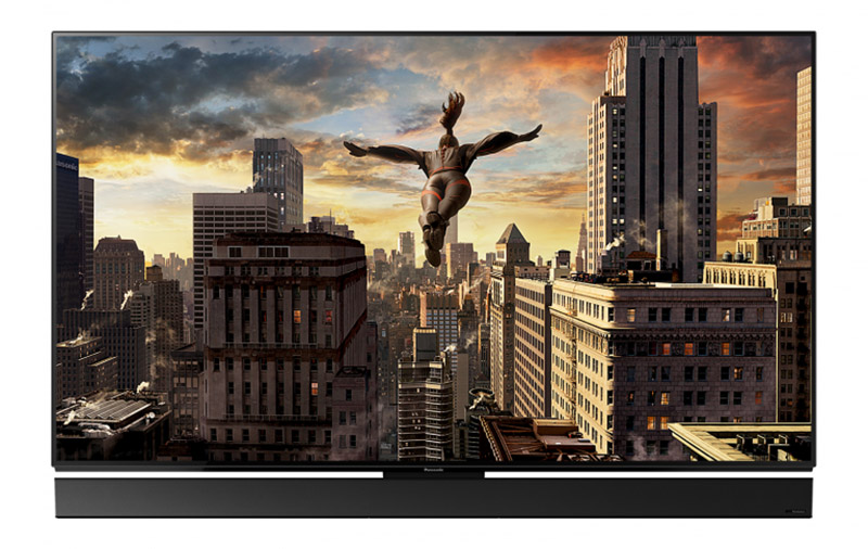 Panasonic FZ950 OLED TV.