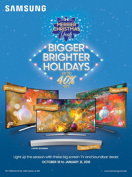 Samsung offers up to 40% discount on select TVs and soundbars until end of  January - HardwareZone.com.ph 2c5a81305101