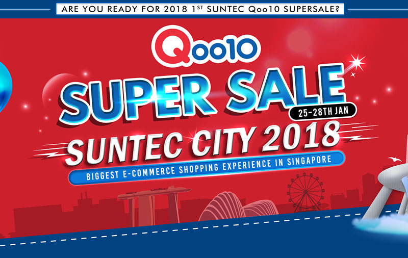 Deal alert  8 things to buy at Qoo10 s Suntec Super Sale event that s  happening Jan 25 - 28 380b806d26