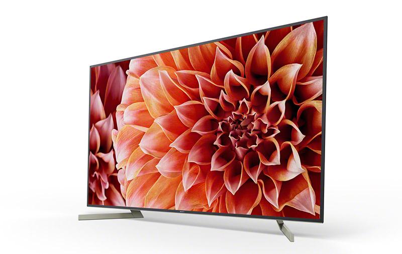 Sony Bravia X9000F 4K HDR LCD TV. (Image source: Sony.)