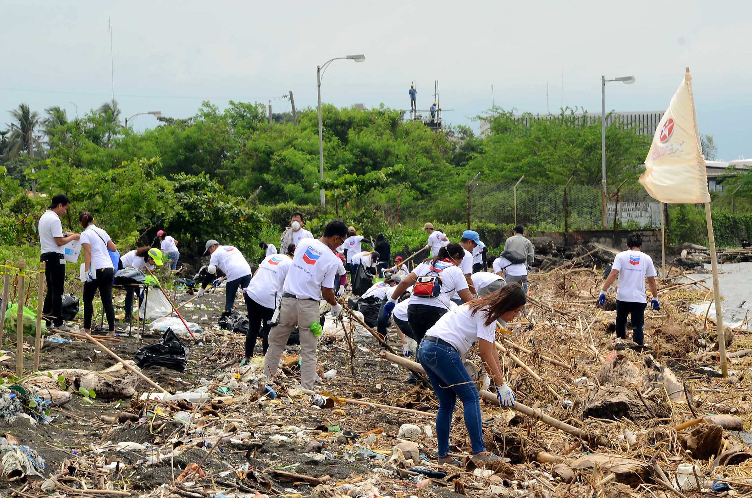 caltex, chevron, corporate social responsibility