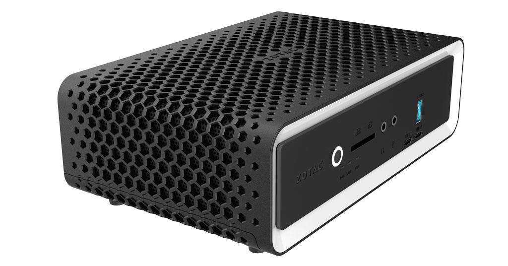 Zotac to showcase new ZBOX and MAGNUS mini PCs at CES 2018