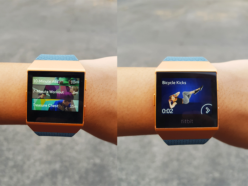 Fitbit's most advanced smart fitness watch Ionic lands locally for