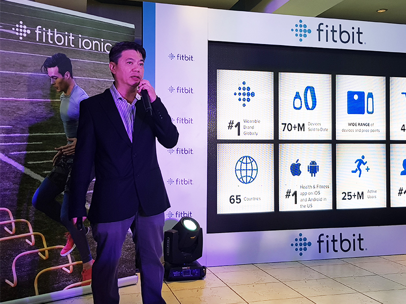 fitbit, fitbit coach, fitbit ionic, fitbit ionic philippines, fitbit ionic price ph, fitbit philippines, fitness band, louis lye, purepulse heart rate, smartwatch
