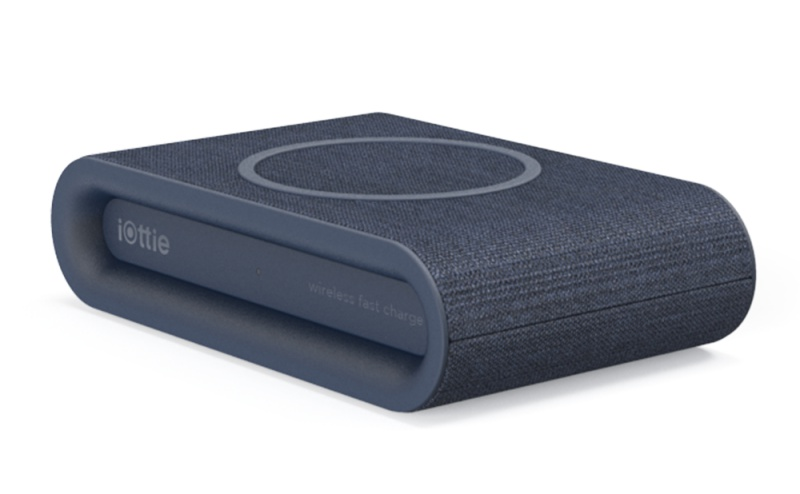 iOttie's Wireless Fast Charging Pad.