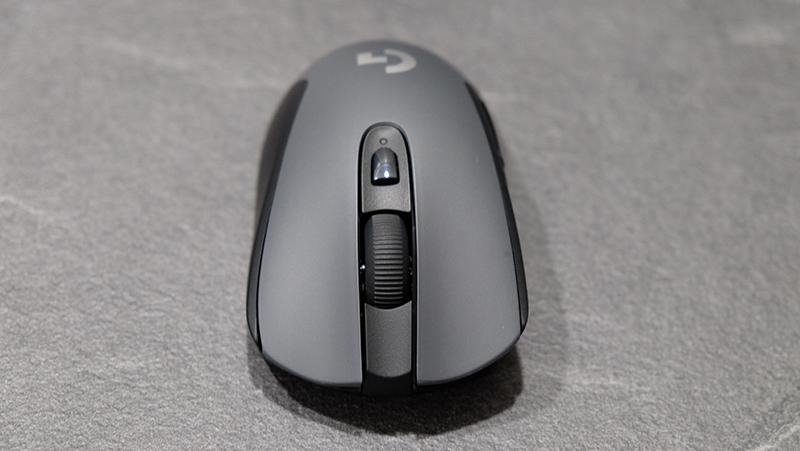 Logitech G603 Lightspeed Wireless Gaming Mouse : Logitech