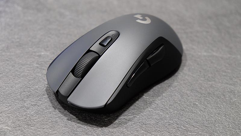 Logitech G603 Lightspeed Wireless Gaming Mouse : Logitech G603/G613
