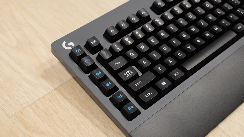 Logitech G613 Wireless Gaming Keyboard : Logitech G603/G613 wireless