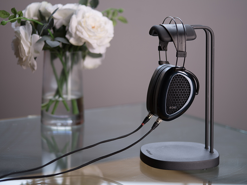 The Aeon Flow headphones from MrSpeakers are worth auditioning too if you are ready to splash the cash on a set of high-end headphones.