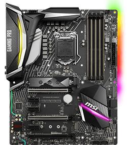 MSI Z370 Gaming Pro Carbon AC.