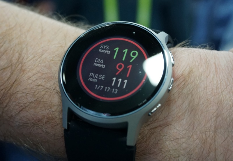 wearable both and project pressure a zero blood fitness is omron smartwatch monitor watches