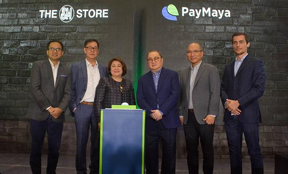 PLDT Alpha, The SM Store, PayMaya,
