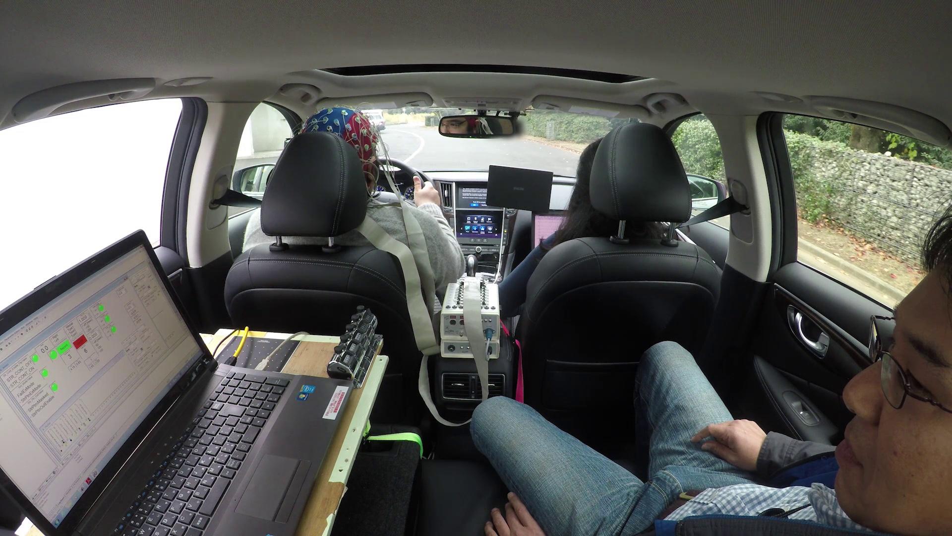 automobile, b2v technology, cars, ces 2018, drivers, nissan