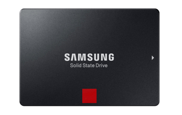 The Samsung SSD 860 Pro. (Image source: Samsung)