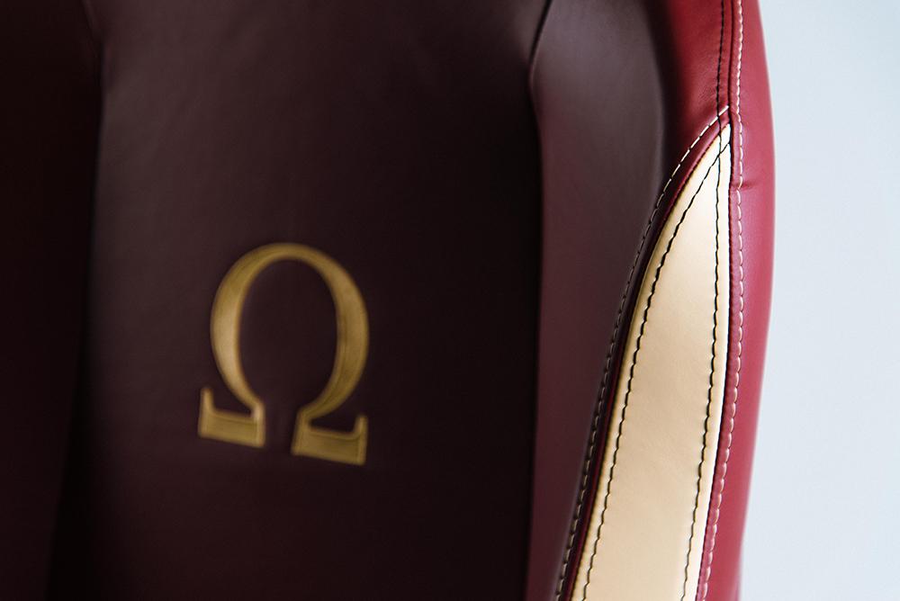 Secretlab Omega NAPA Wine Red
