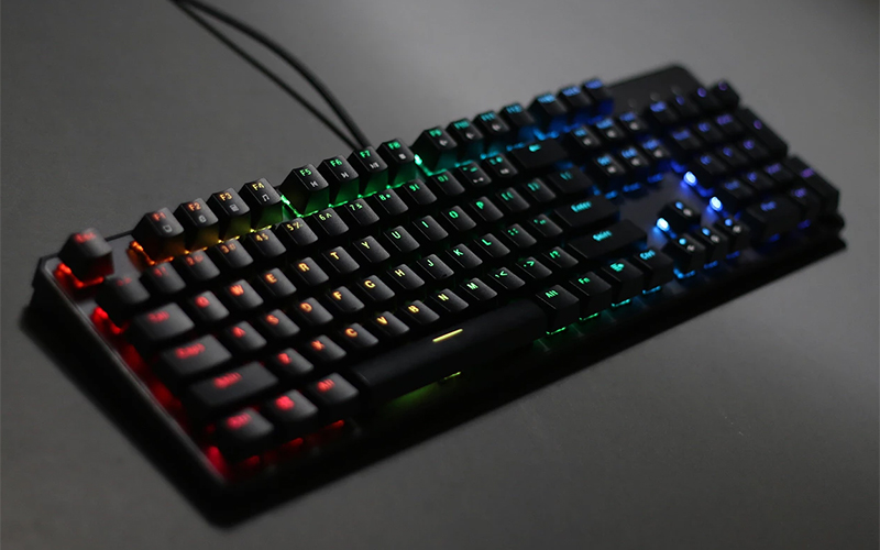 Tecware Phantom RGB mechanical keyboard review: When you get