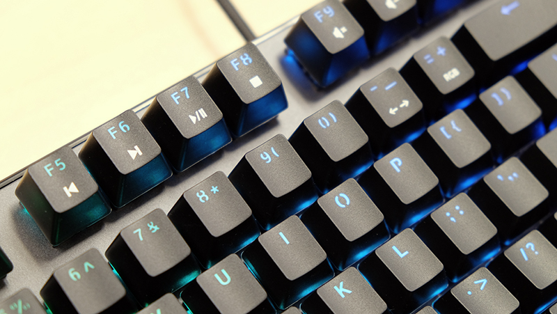 Tecware Phantom RGB mechanical keyboard review: When you get more