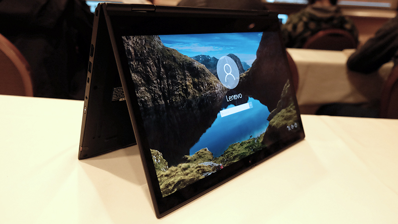 ThinkPad X1 Yoga & X1 Tablet : Hands-on: Lenovo's powerful