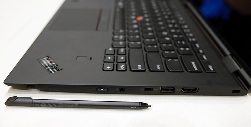 ThinkPad X1 Yoga & X1 Tablet : Hands-on: Lenovo's powerful new