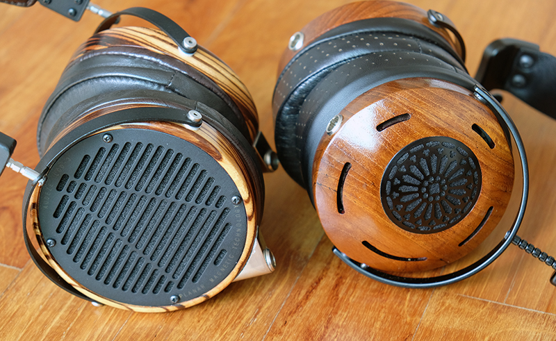 The Auteur's bass almost rivals that of the LCD-3, which is saying a lot. The LCD-3 trumps it for extension and texture.