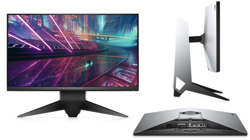 Alienware AW2518His our Best Gaming Monitor for the year.