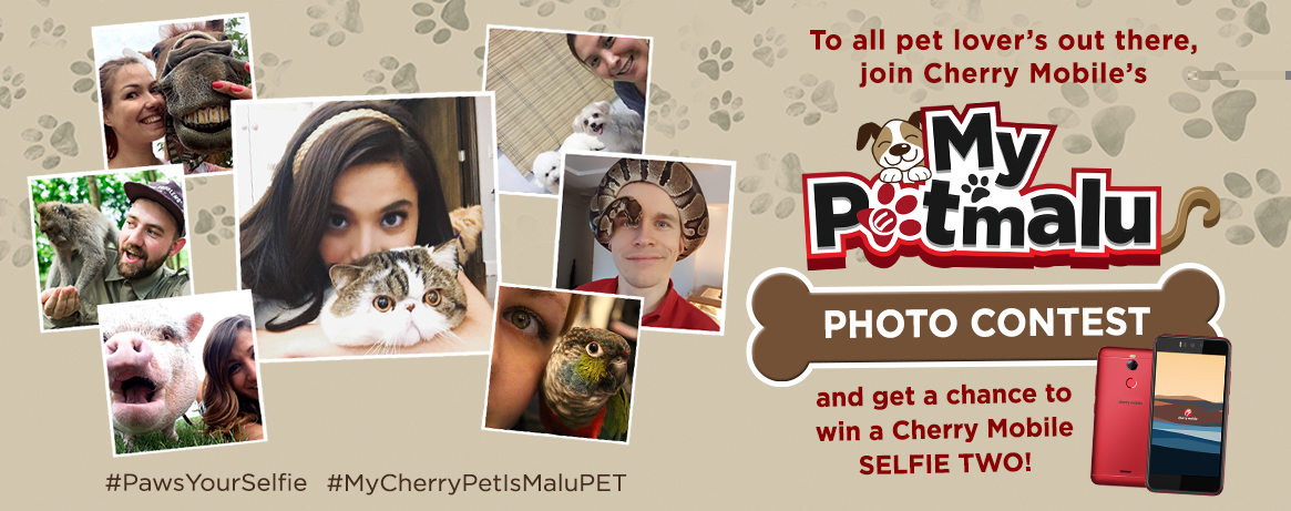 #pawsyourselfie, cherry mobile, cherry mobile selfie two, photo contest