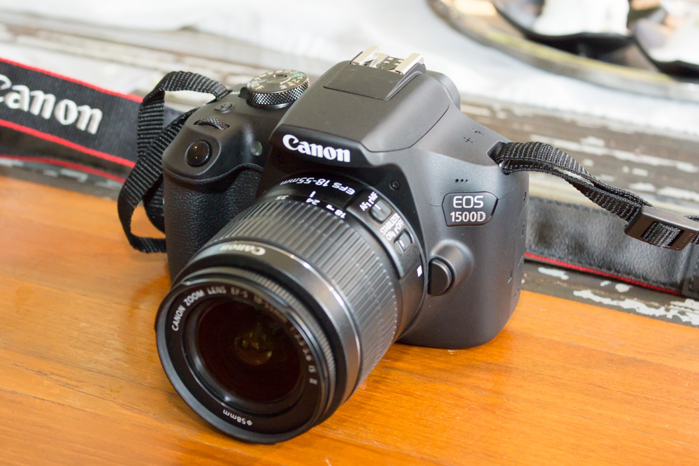 Updated: The EOS 1500D is an entry-level DSLR that Canon ...
