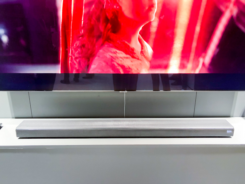 The N650 delivers virtual surround sound with Samsung's 'Acoustic Beam' technology.
