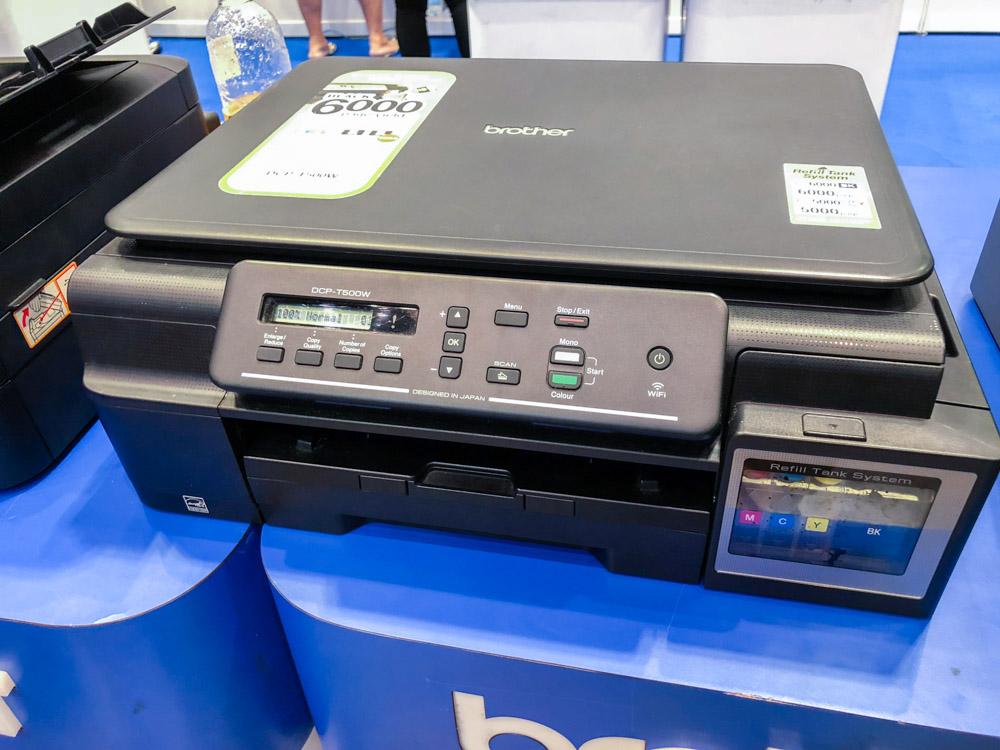 Printers : IT Show 2018 highlights - HardwareZone com sg