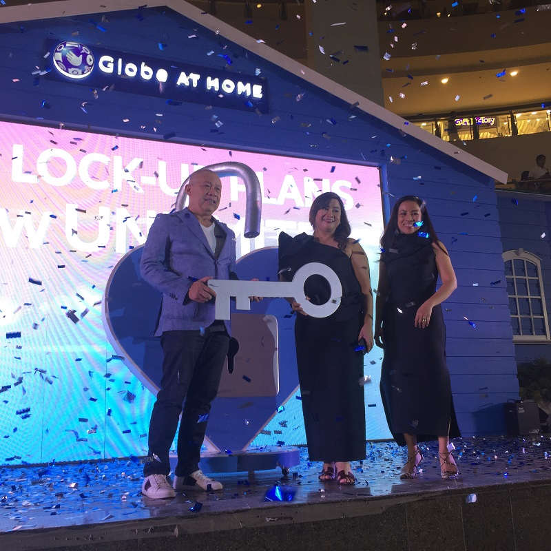 Globe brings back unlimited Internet at home with no lock-up period