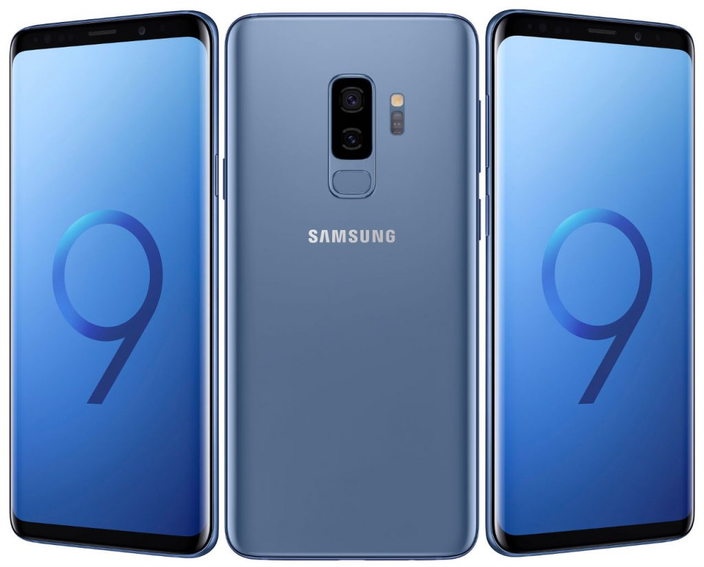 Samsung Galaxy S9 and S9+ telco price plan comparison