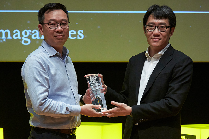 The Readers' Choice award for Best Removable Flash Storage Brand goes to SanDisk.