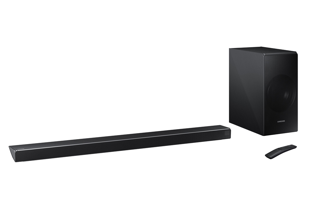 The Samsung Soundbar N650