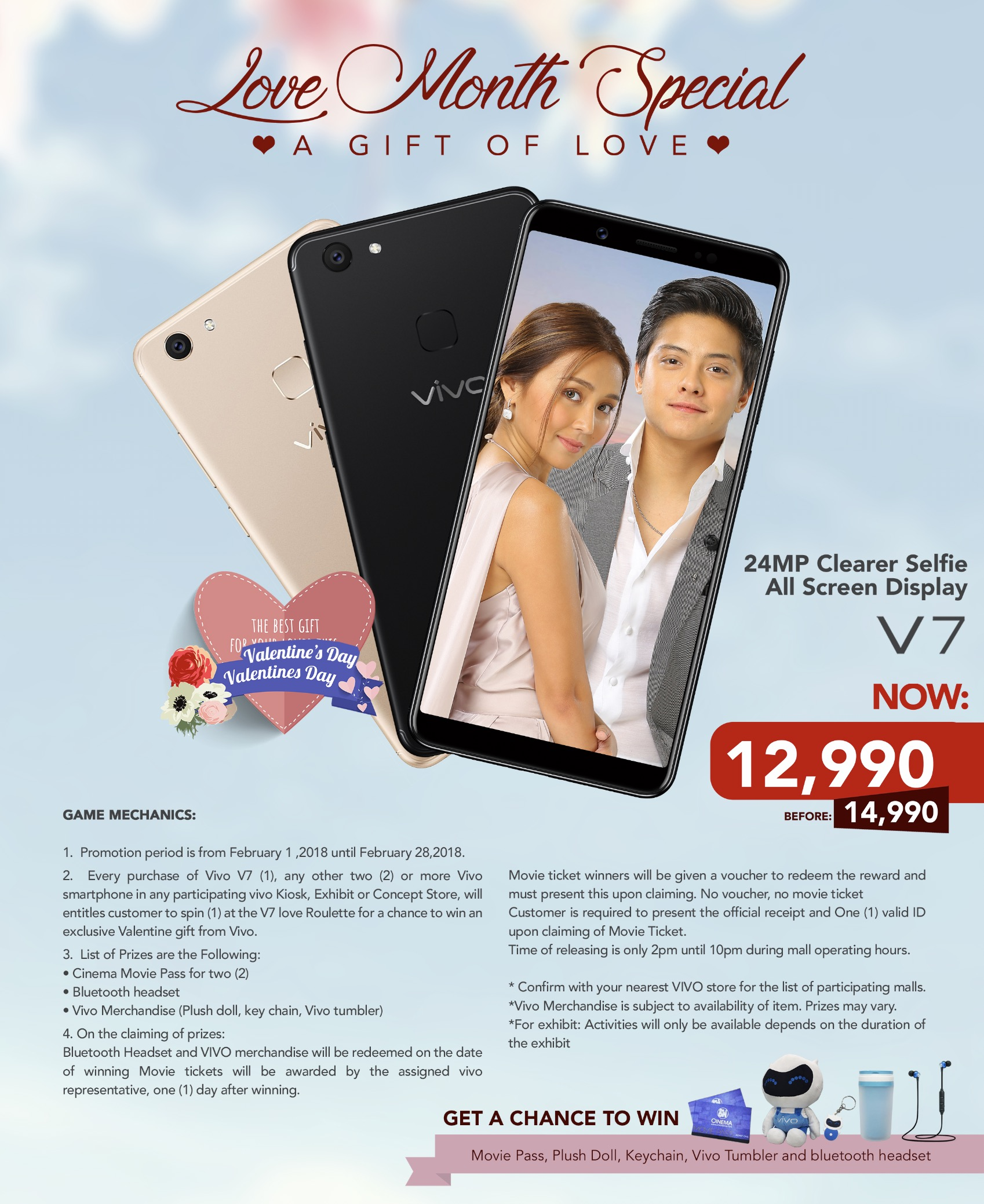 Poster from Vivo