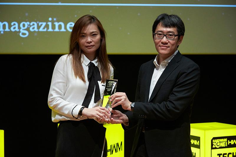 WD is Readers' Choice award winner for Best External Storage Brand.
