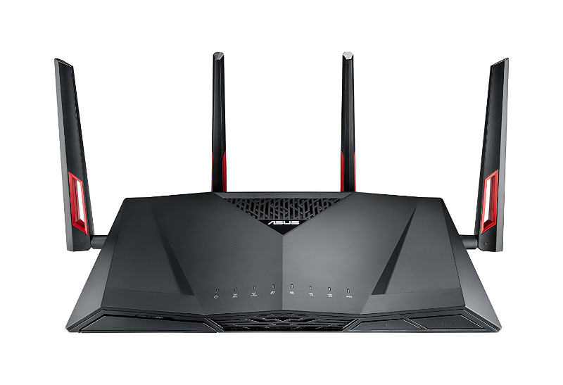 The ASUS RT-AC88U is one of the routers that will support AiMesh.
