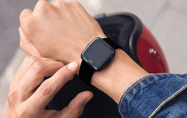 The new Fitbit Versa (Image source: Fitbit)