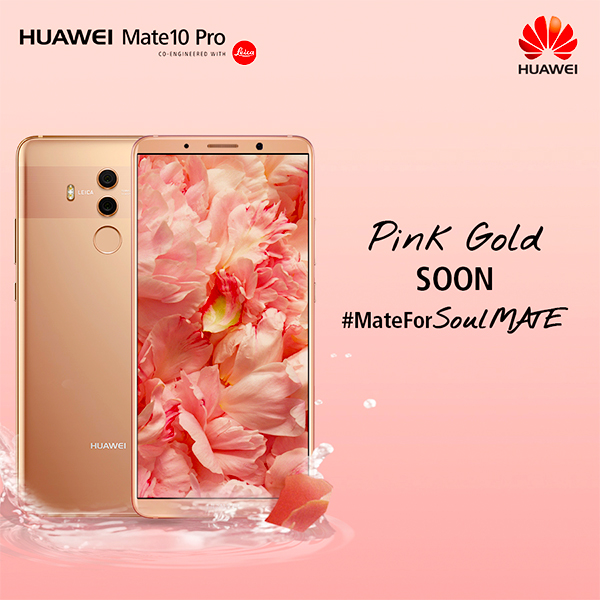 ai, artificial intelligence, huawei, huawei mate 10 pro, huawei mate 10 pro pink gold, huawei philippines, leica camera, npu