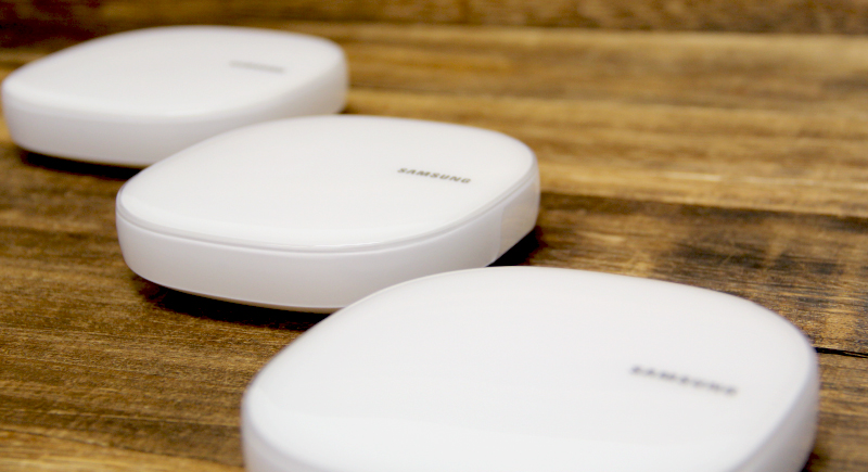 The Connect Home Pro is a decent mesh networking system but it is really pricey.
