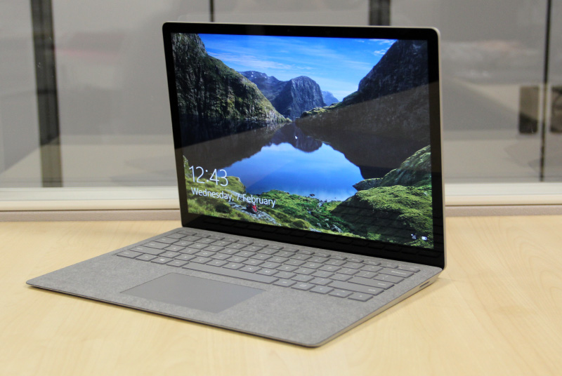Despite its shortcomings, the Surface Laptop is a solid notebook by Microsoft.