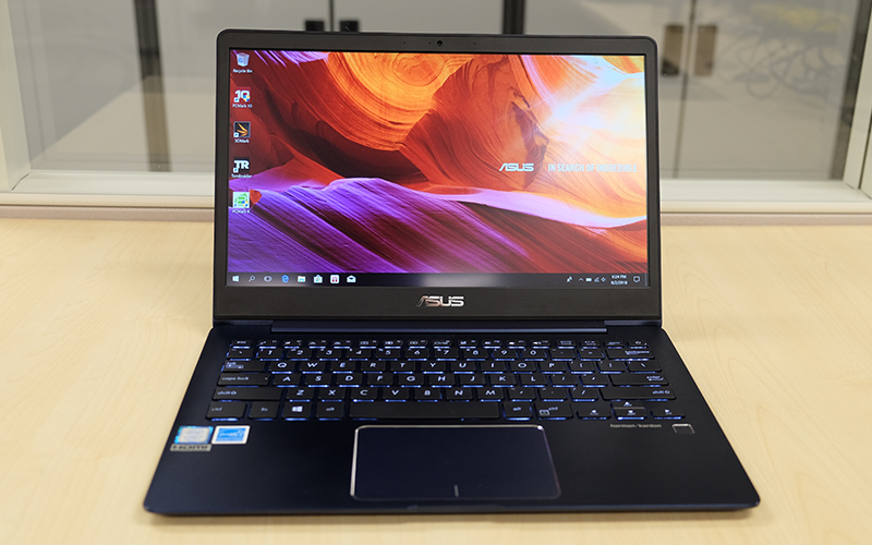 743c339164b976 The ZenBook 13 UX331U is a very attractive proposition with its competitive  price and specifications.