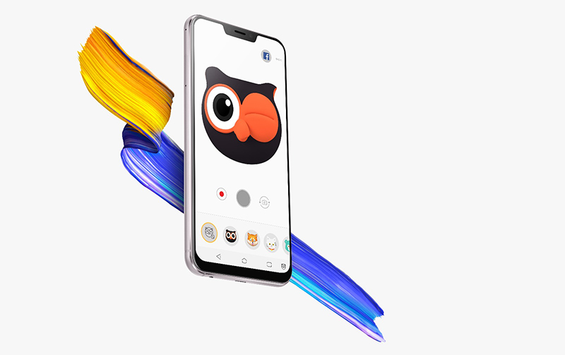 Apple has Animoji, Samsung has AR Emoji, and ASUS has ZeniMoji?