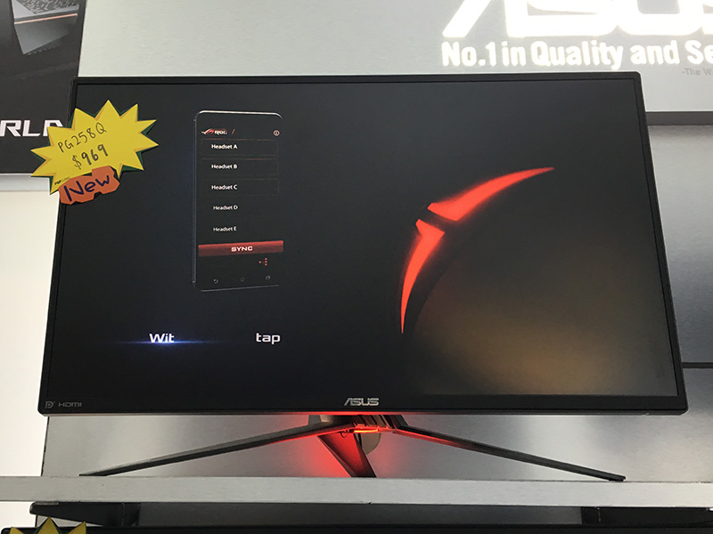 Monitors - 1 : IT Show 2018 highlights - HardwareZone com sg