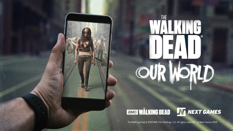 Walking Dead Our World (Source: Google)