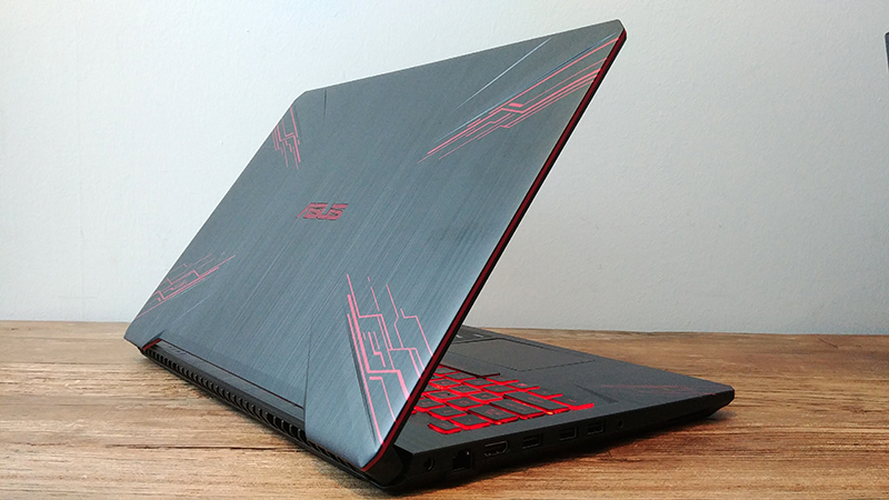 The Asus Tuf Gaming Fx504 Is Designed To Last A Really