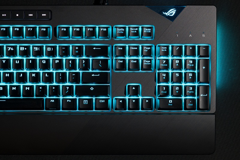 ASUS ROG Strix Flare RGB Mechanical Gaming Keyboard Now On Sale In