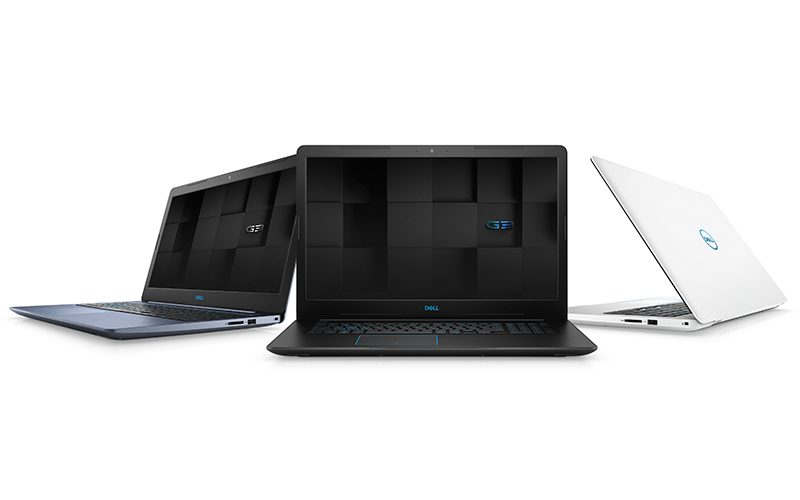 Dell doubles down on gaming with its new G series laptops