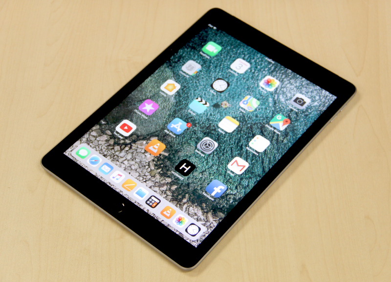 The new 9.7-inch iPad is great value and a great tablet for most people.