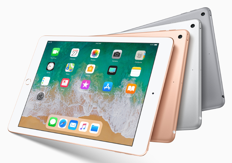 Apple has improved its most affordable iPad.